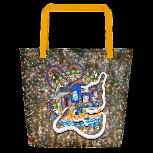 The Stud Beach Bag