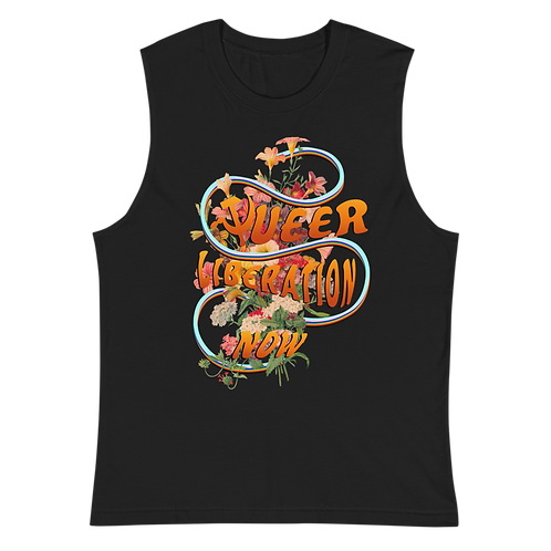 QUEER PRIDE v2 Muscle Shirt
