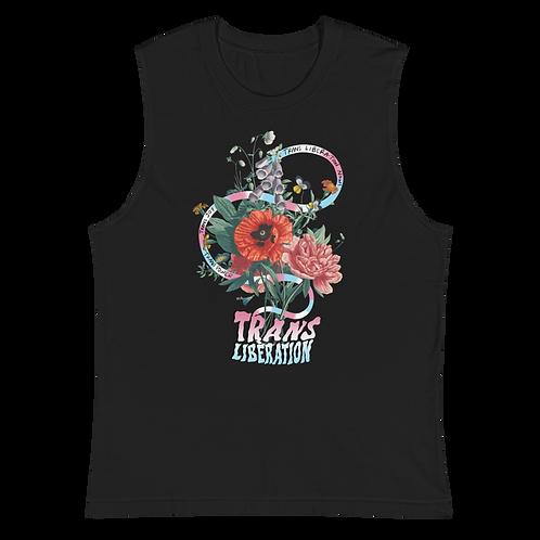 TRANS LIBERATION (TGIJP) Muscle Shirt