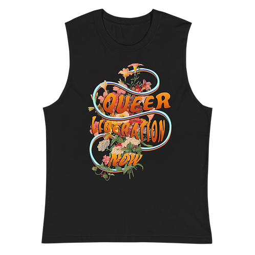 QUEER PRIDE V1 Muscle Shirt
