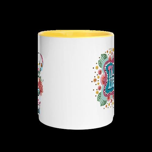 TRANS LIBERATION Mug with Color Inside