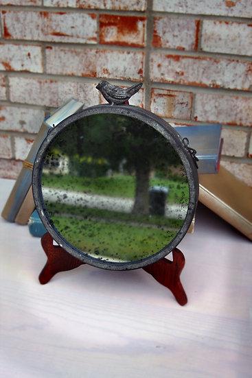 Aged Bird Mirror
