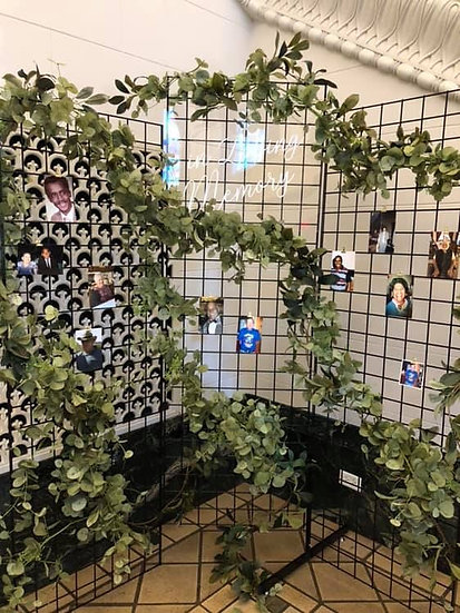 Faux Greenery Garland