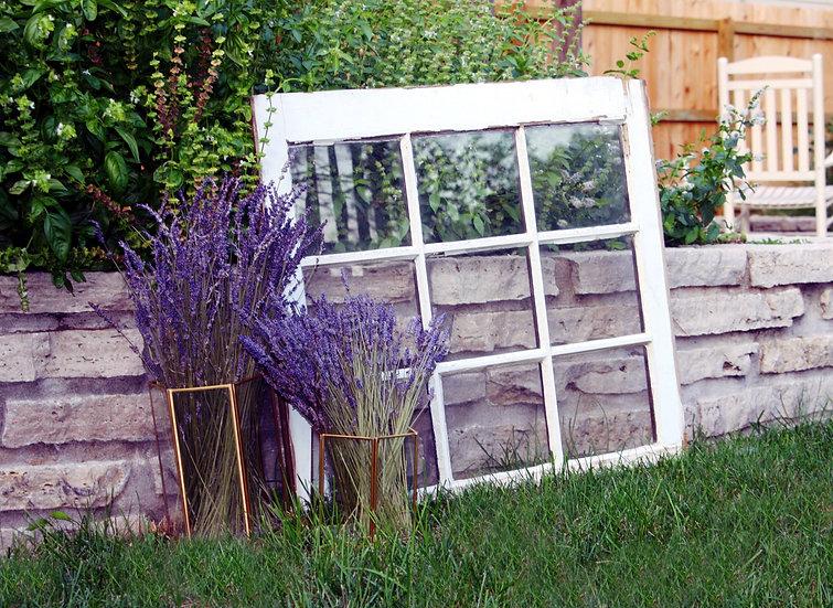 9 Pane Window