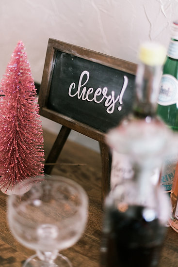 Small easel Chalkboards
