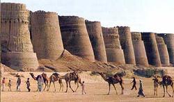 Dewara Fort, Cholistan, Pakistan