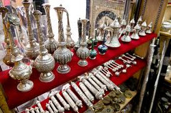 The Silver Souk, Niswa, Oman