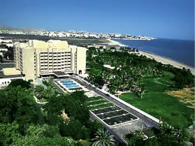 Muscat InterContinental Hotel