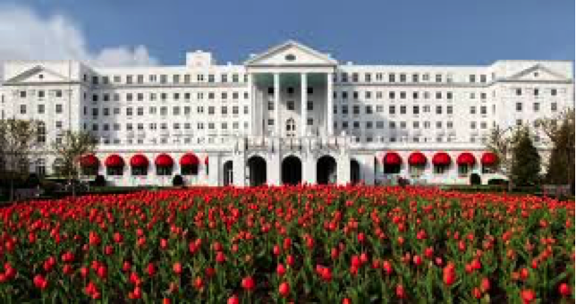 The Greenbrier Hotel,