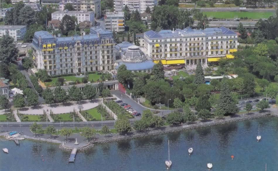 Beau Rivage Hotel