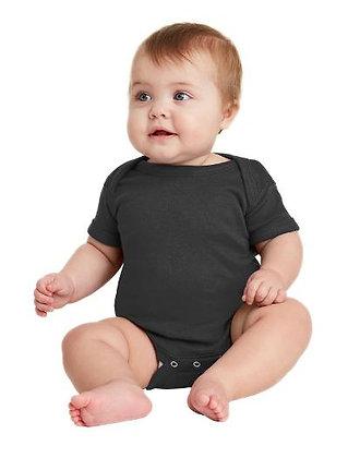 Short Sleeve Infant Body Suit