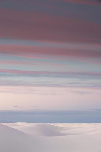 White Desert vertical