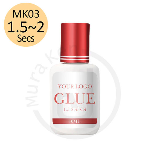 MK03 1.5-2 SECS GLUE RETENTION 6-7 Weeks 10ML