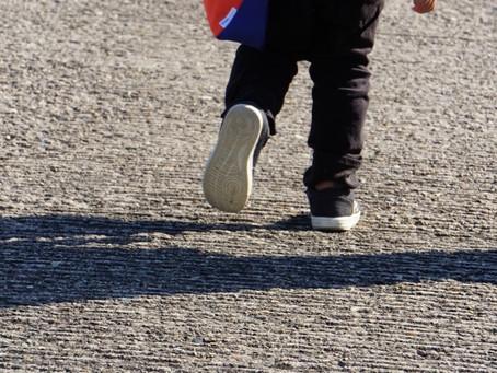 【レクルンTIMES 】お散歩に行こう!「歩育」のすすめ
