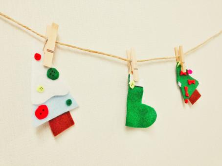 クリスマス知育おもちゃが作れるワークショップの開催