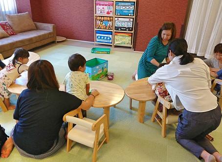 えいごレク体験報告(福岡幼児教室レクルン 子ども英会話)