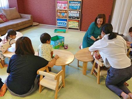 えいごレク体験報告(福岡幼児教室レクルン|子ども英会話)