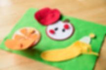 福岡の幼児教室レクルンのオリジナル教材