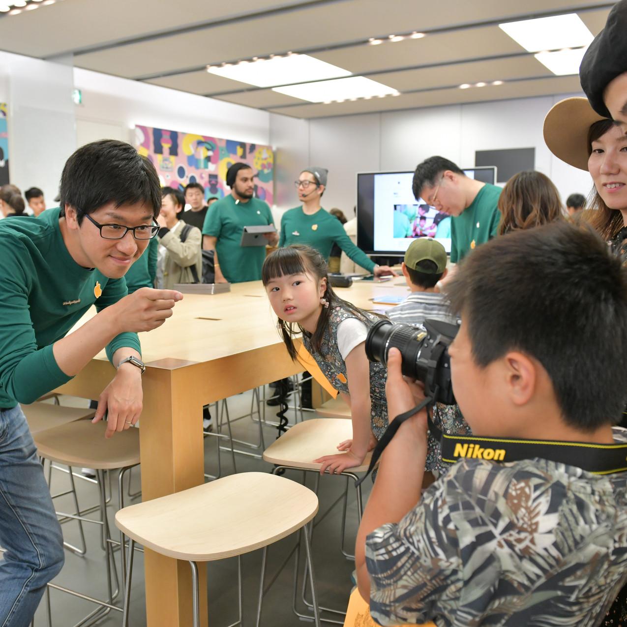 カメラ撮影2