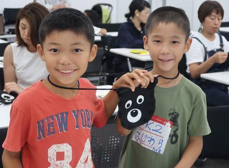 【イベント】レクルンがJR博多シティ学校に参加しました!
