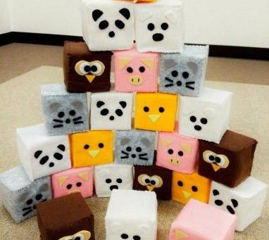 【ファンファン福岡】投げても安全!スポンジで作れる動物積み木の作り方(知育おもちゃレシピ)を寄稿しました
