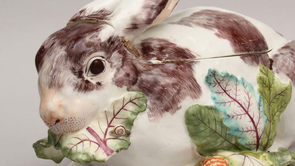 Rabbit Tureen (c.1755-1756)