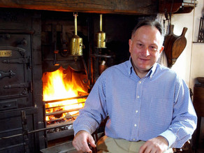 English Taste: The Art of Dining in 18th Century England with Ivan Day