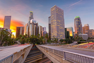 los-angeles-california-usa-skyline-3L5NU