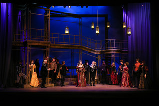 Romeo and Juliet (2018) - Trinity Shakespeare Festival