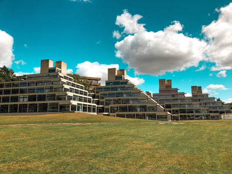 Zig-a-Zig-Ziggurats: a trip to the University of East Anglia