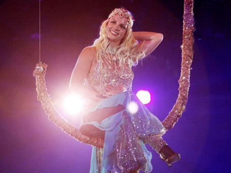 She's so lucky, she's a star – so why doesn't Britney Spears have fundamental human rights?