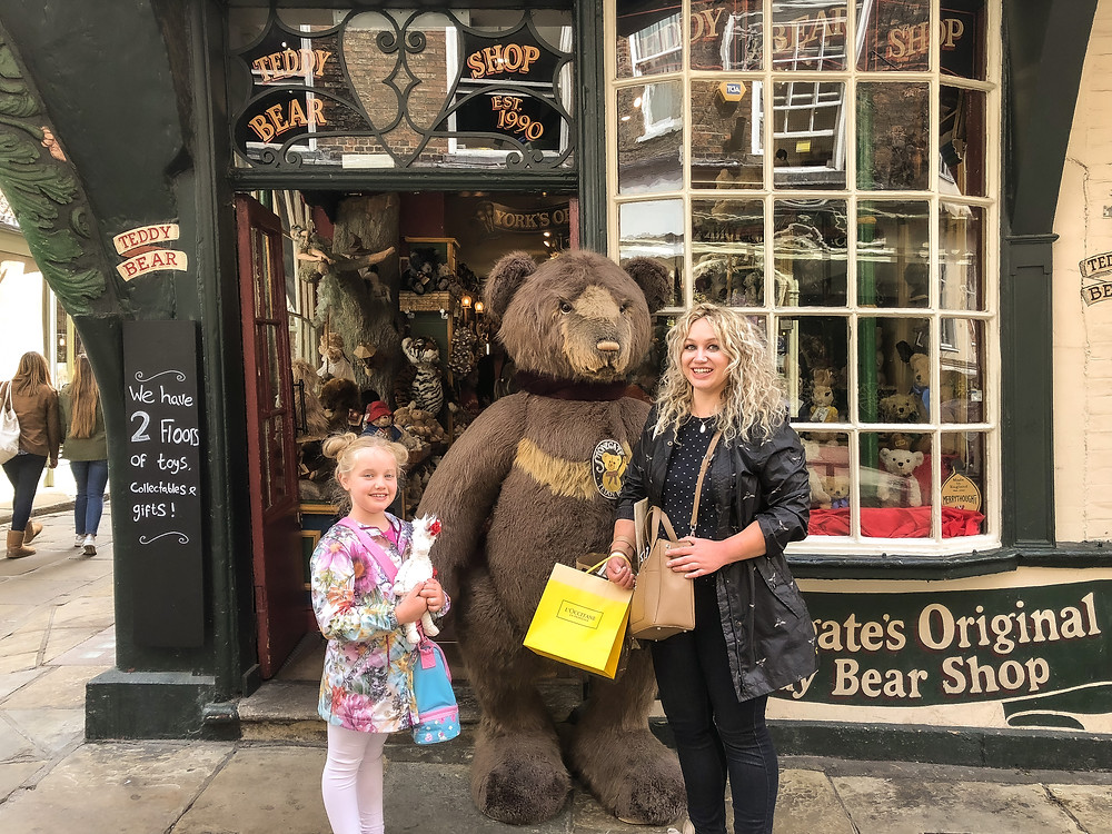 Stonegate Bear Shop York