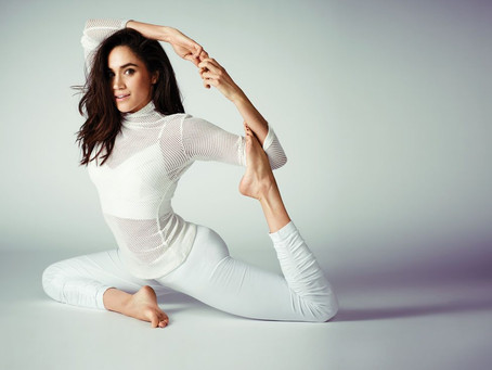 I followed Meghan Markle's daily routine for a week, and it helped me regain my sparkle