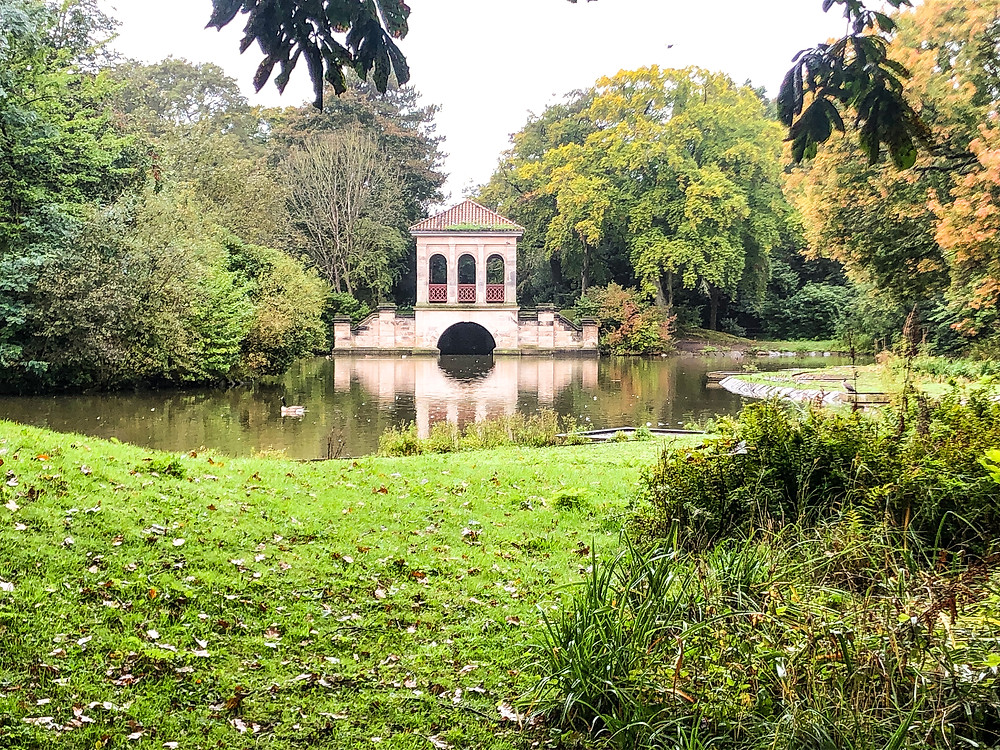 Birkenhead Park Central Park New York City