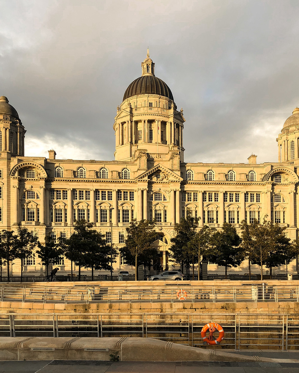 Three Graces Port Liverpool