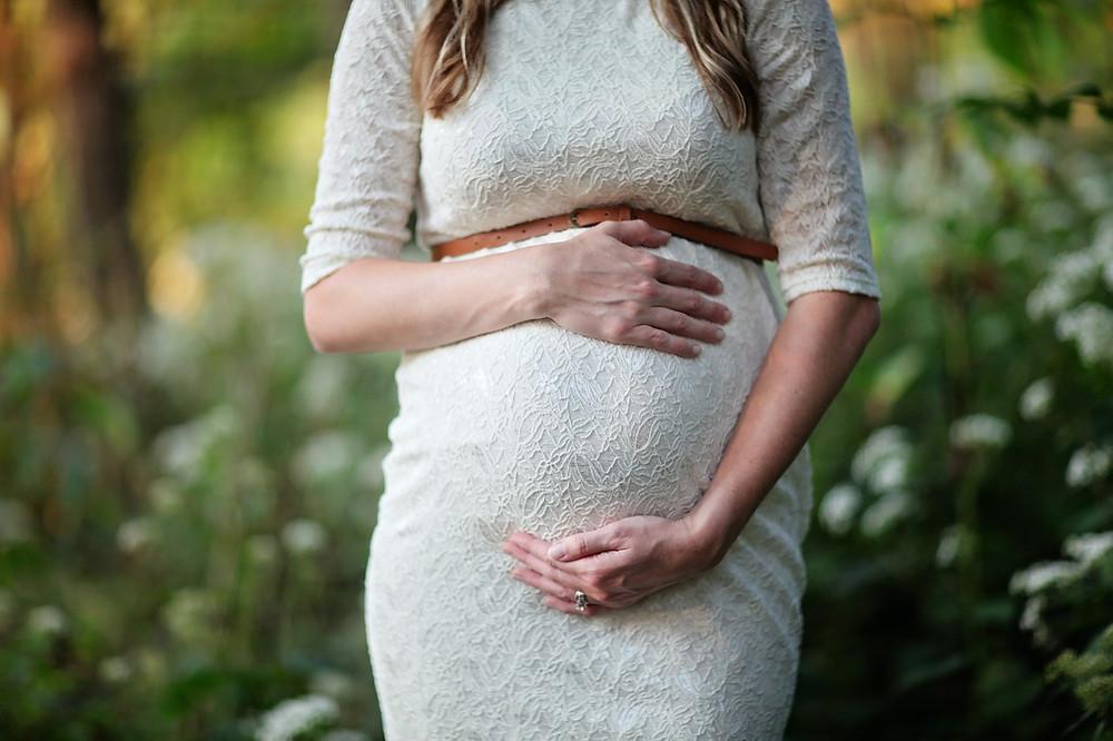 pregnant woman hair loss, postpartum hair loss