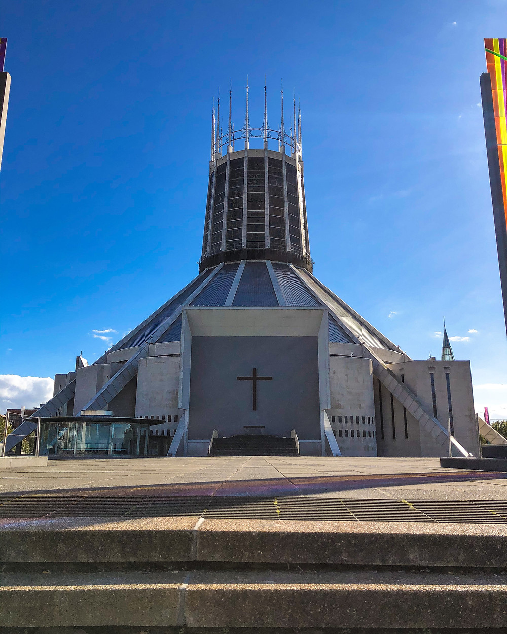 Metropolitan Catholic Cathedral Liverpool