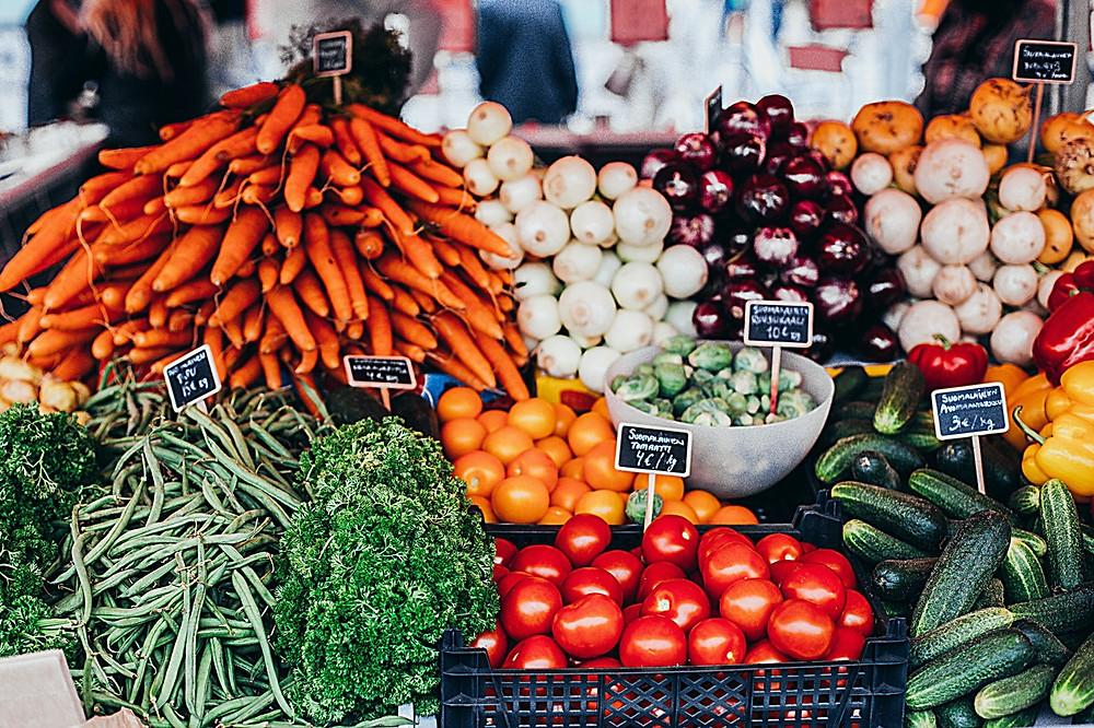 fruit vegetables gut health, microbiome
