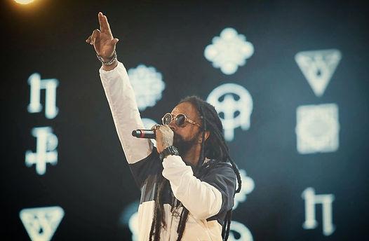 Rael, Ainda bem que eu ouvi as batidas do meu coração, Hip hop, show, xuxa levy