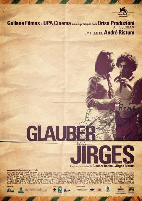 DE GLAUBER PARA JIRGES