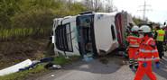 LKW Unfall Bild 4