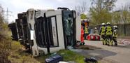 LKW Unfall Bild 5