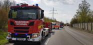 Einsatz LKW Unfall (1)