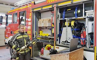 Online-Übungsdienste der Feuerwehr