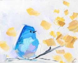 Mountain Bluebird No. 2