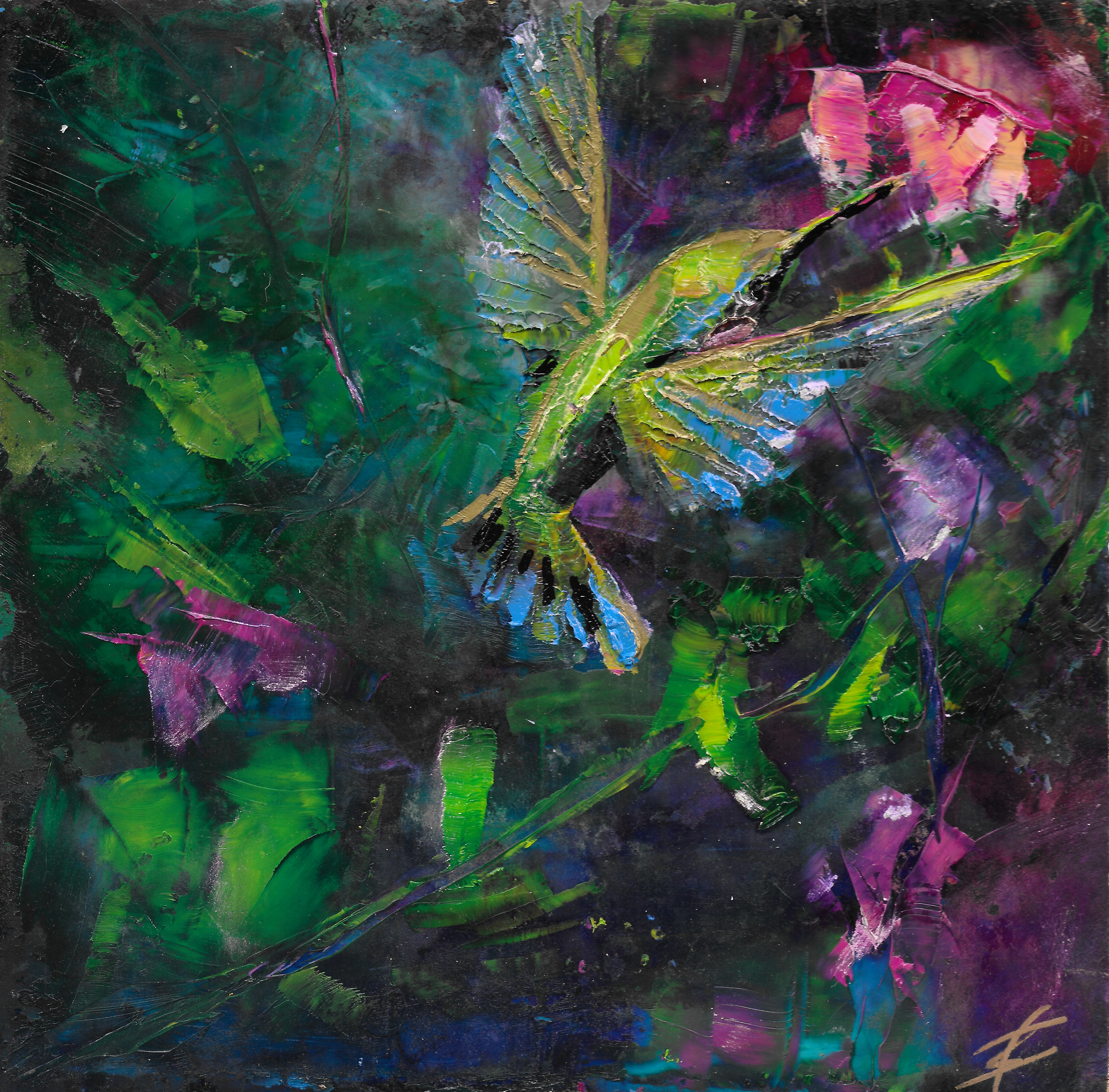 Mystic Hummingbird