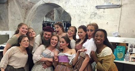 Fagin's girls