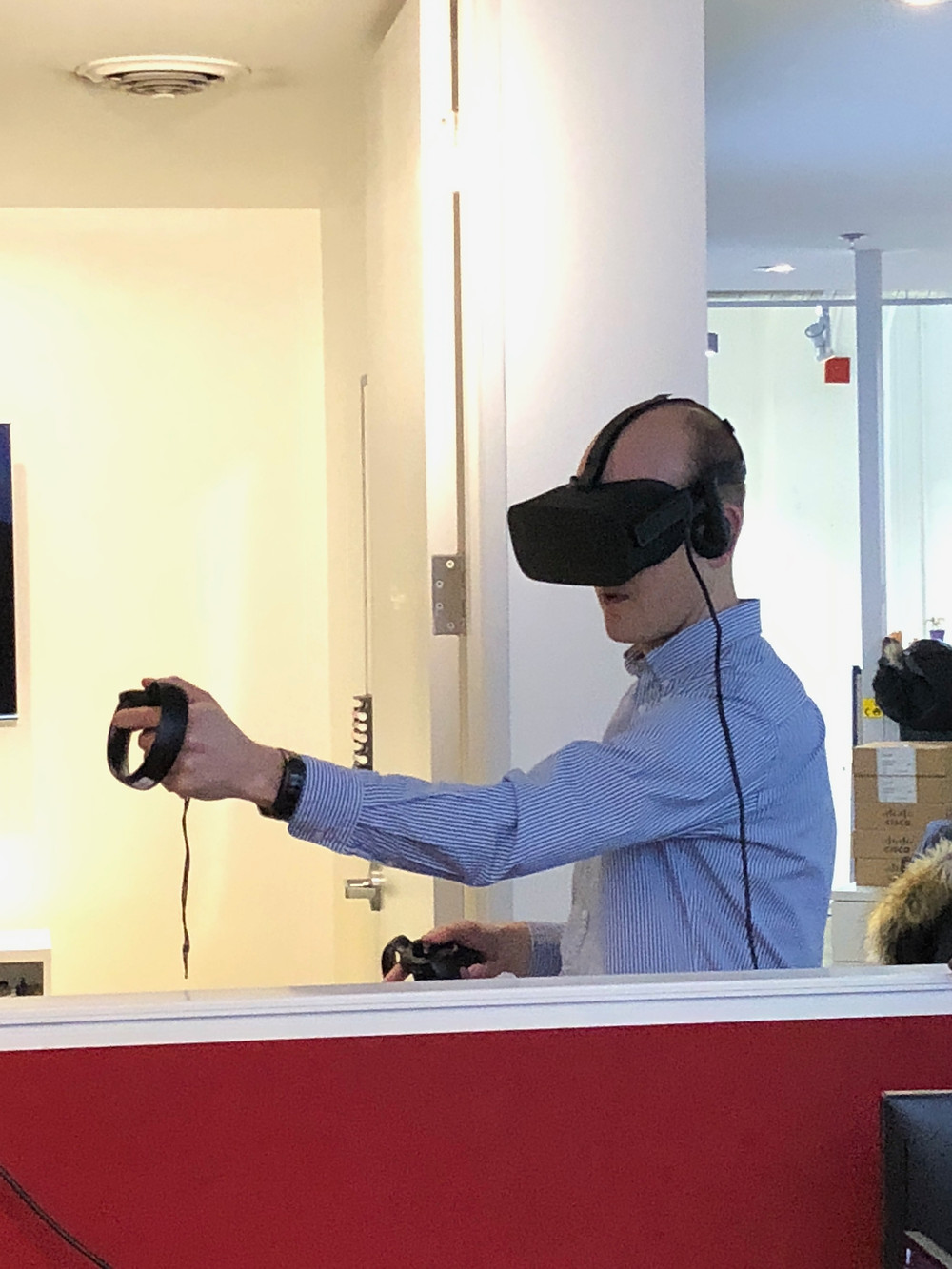 More VR