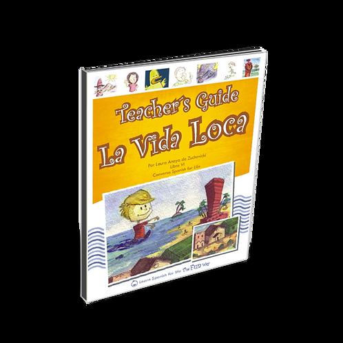 La vida loca, Teacher's Guide