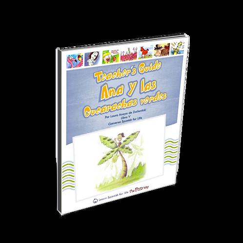 Ana y las cucarachas verdes, Teacher's Guide